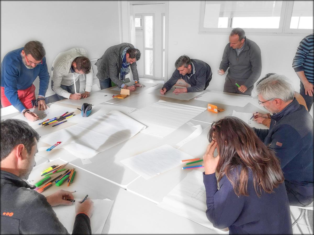 Séminaire de formation CJD mind mapping en entreprise