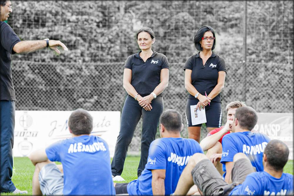 """Journée """"gagner sur tous les terrains teambuilding """" CMEG"""